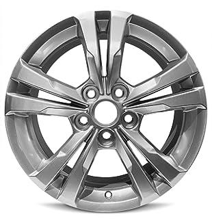 amazon 18 inch 2015 2016 2017 ford f 150 truck oem alloy wheel 2002 Custom Silverado Trucks new 17 inch chevrolet equinox replacement alloy wheel rim 17x7 inch 5 lug 67mm center bore