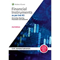 Financial Instruments as per Ind AS: Accounting, Reporting, Presentation & Disclosures