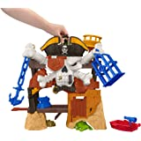 Fisher-Price Imaginext Blackbeard's Lair
