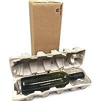 nicebottles Wine Shipping Box, Single