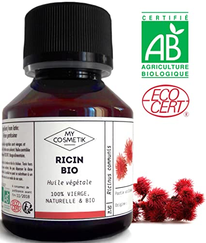 MyCosmetik - Aceite vegetal de ricino ecológico ...