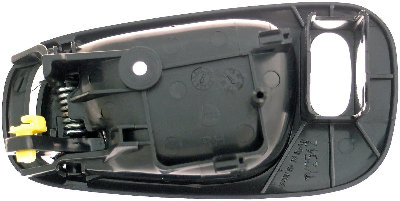 Dorman 83927 Toyota Corolla Front Passenger Side Interior Replacement Door Handle