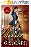 Lady of Secrets (Ladies of the Civil War Book 1)