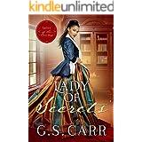 Lady of Secrets (Ladies of the Civil War Book 1)