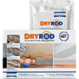 Dryrod Damp Proofing Rods - Box of 50 - Next Generation Rising Damp Treatment From The Makers of Dryzone
