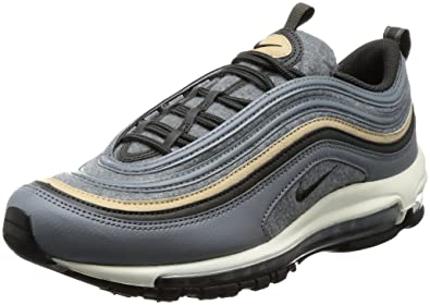 60fa1c3d5a2 Nike Air Max 97 Premium Casual Men s Shoes Size 10
