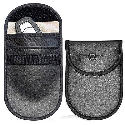 Monojoy Farday Bags Car Key Signal Blocker