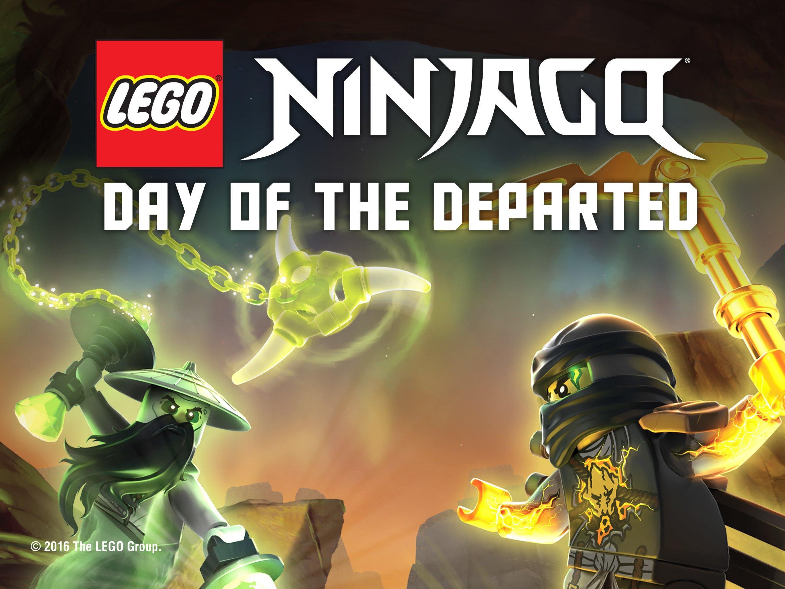 Amazon.com: Watch LEGO Ninjago: Day of the Departed Season 1 ...