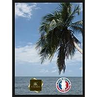 RK Cadres–Cadre en bois pour poster - Épaisseur: 2cm - Couleur: noir