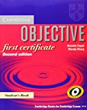 Objective First 2nd Certificate Student's Book