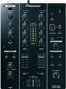 Pioneer DJM-350 PRO 2-CHANNEL DJ PERFORMANCE MIXER