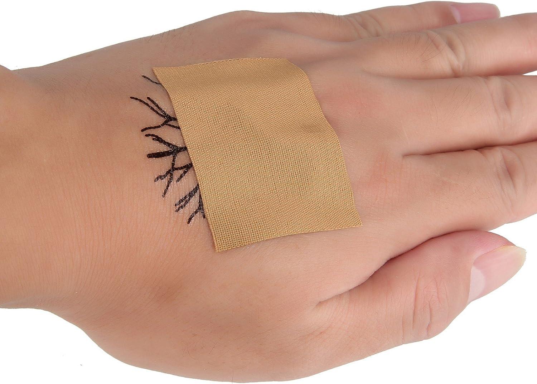 Beauty7 - Cinta de piel para tapar tatuajes: Amazon.es: Belleza