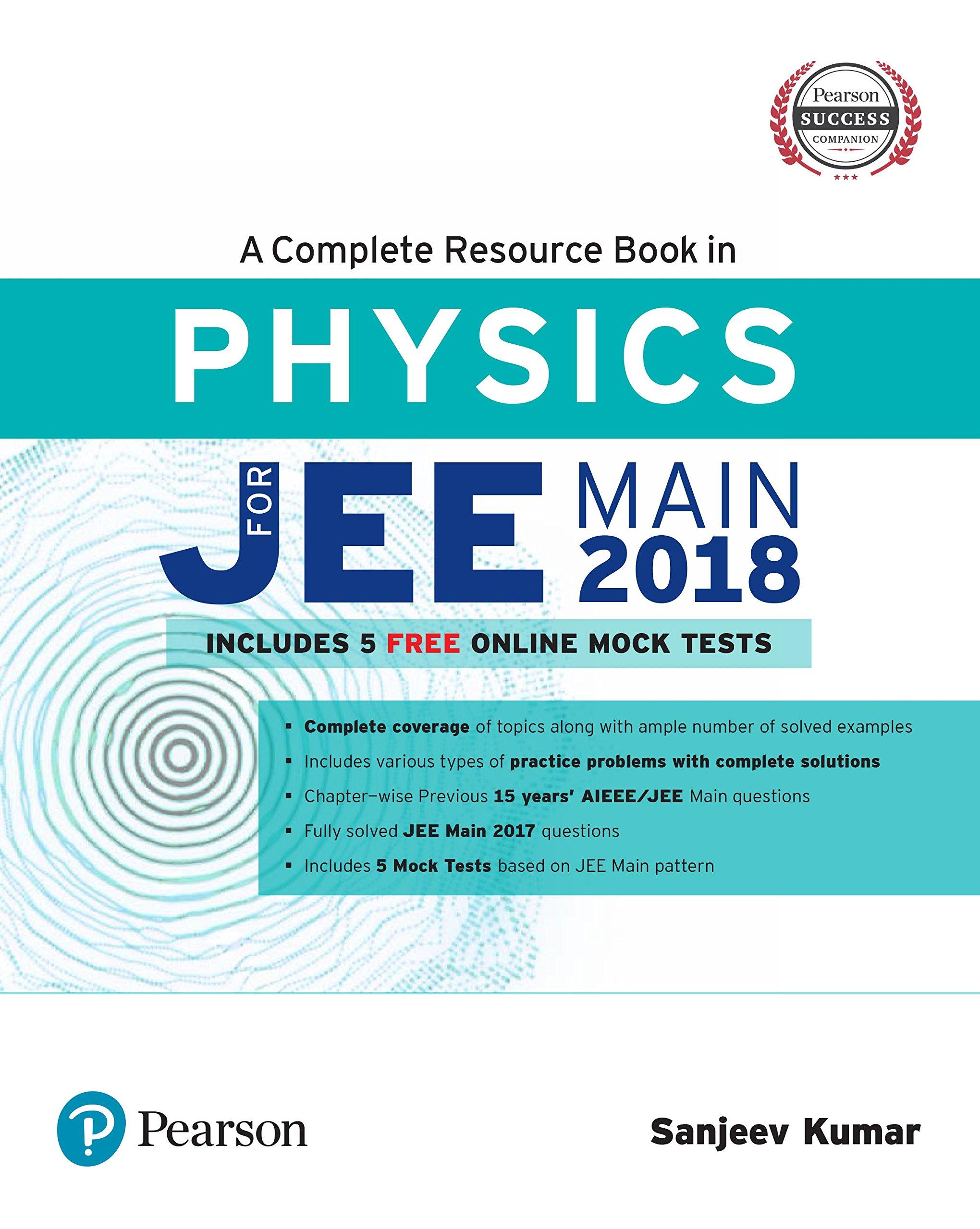 IIT JEE Chemistry