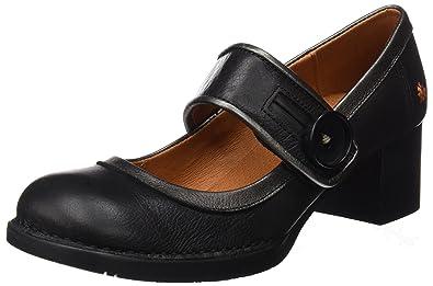 Womens 0089 Memphis Bristol Closed Toe Heels Art 5h7AaSj