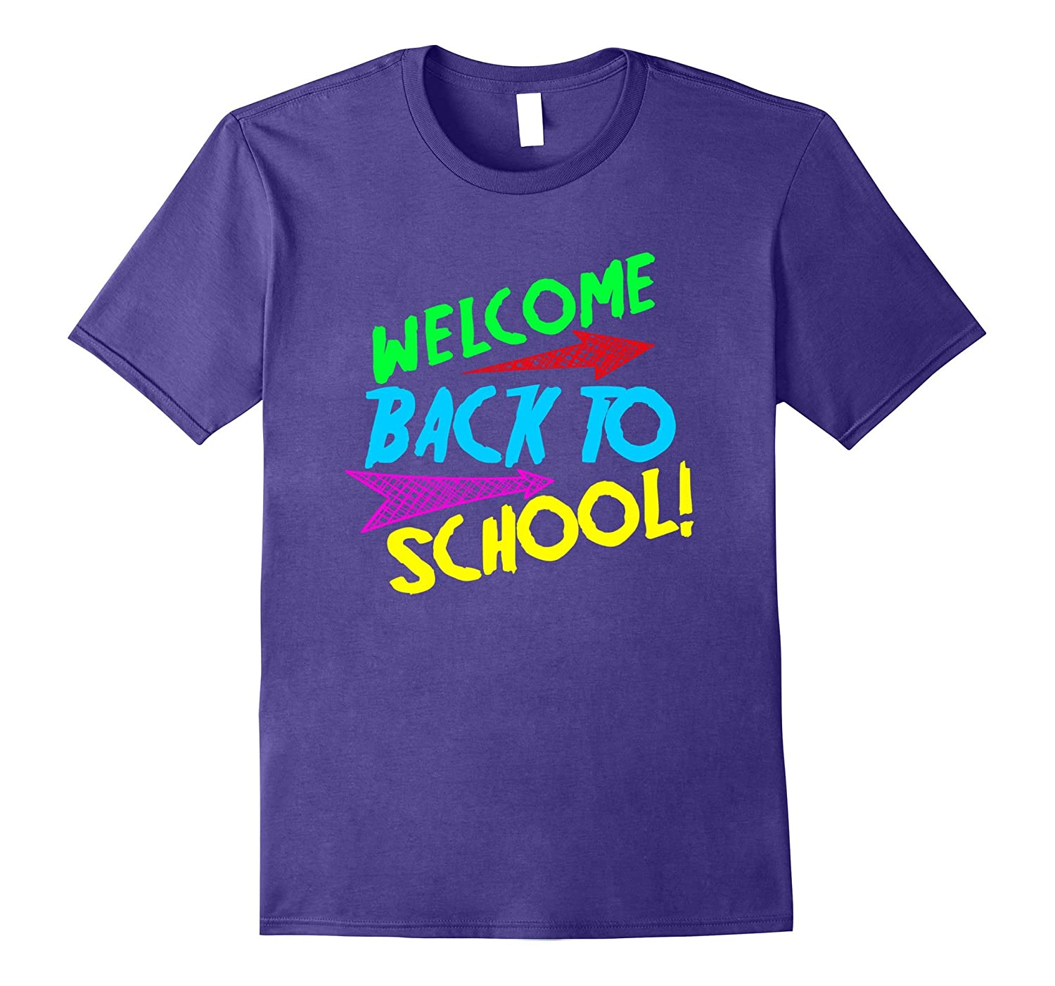 Welcome Back to School shirt-TH