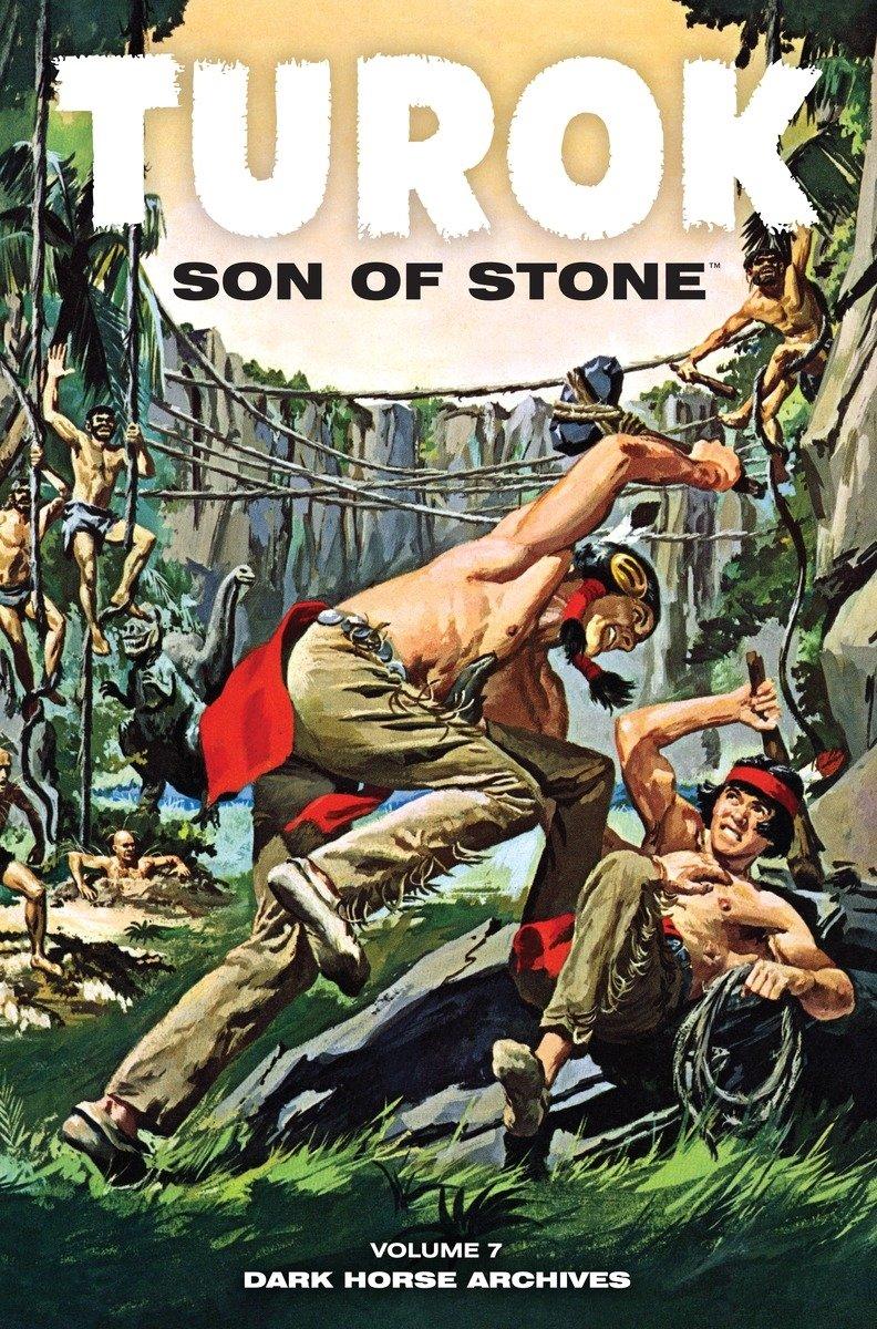 Download Turok, Son of Stone Archives Volume 7 HC PDF