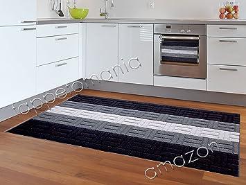 Tappetomania Tapis Cuisine Antiderapant Lavable En Machine A Laver