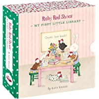 Ruby Red Shoes: My First Little Library