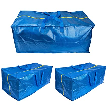 Amazon.com: LUTER Large Storage Bags Clothing Storage Bags ...