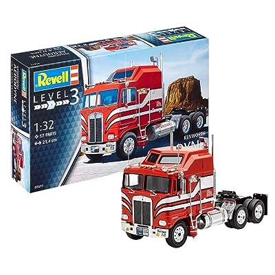 Revell 07671Kenworth Aerodyne Model Kit: Toys & Games