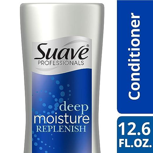 Suave Professionals Conditioner, Deep Moisture, 12.6 oz