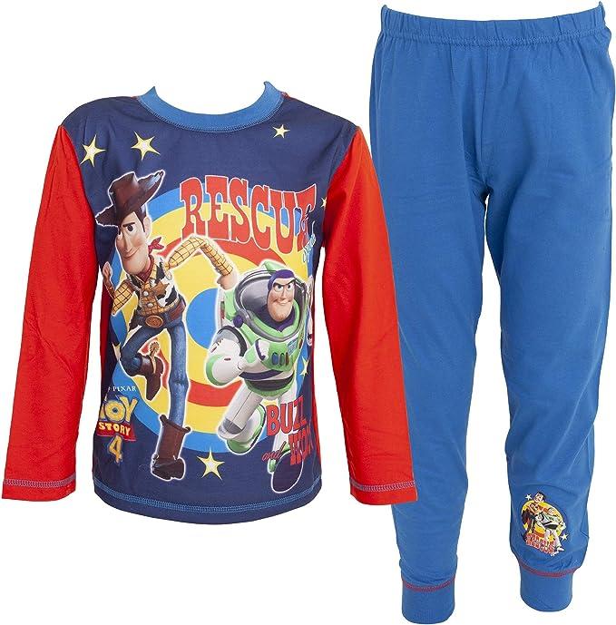 Toy Story Rescue Chicos Pijamas