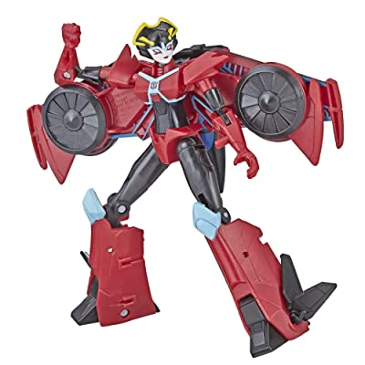 Transformers Cyberverse Warrior Class Windblade: Toys & Games