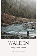 Walden (Modern English Translation) Kindle Edition