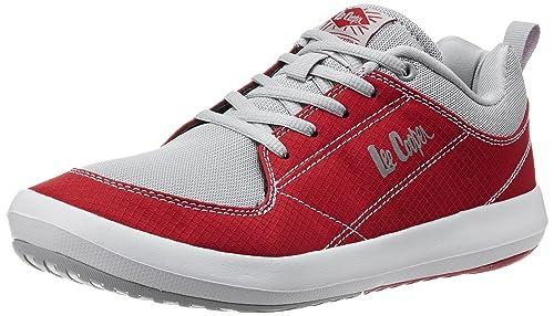 Buy Lee Cooper Men's Red Running Shoes