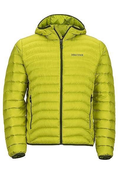 Marmot Tullus Hoody Mens Winter Puffer Jacket, Fill Power 600