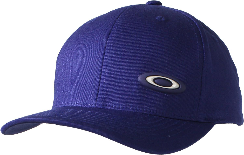 Oakley - Gorra de béisbol - para hombre azul marino Talla única ...