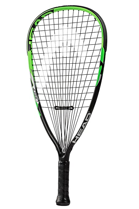 Amazon.com: Head metal líquido Laser Strung racquetball ...