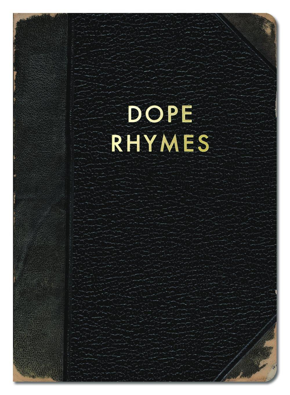 Dope Rhymes Journal: Kim Bagwill: 9780996811101: Amazon.com: Books