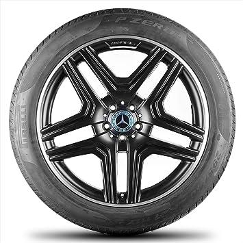 AMG 21 pulgadas Llantas Mercedes GL 63 GLS 63 X166 SUV Neumáticos de verano verano ruedas: Amazon.es: Coche y moto
