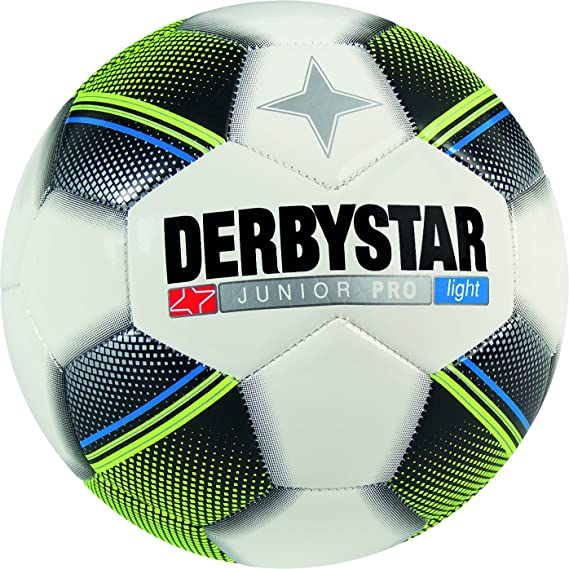 Derbystar Junior Light – Balón de fútbol Infantil: Amazon.es: Ropa ...