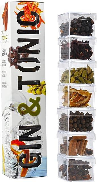 Té Tonic Experience – Edición Especial Colección de Botánicos para Gin & Tonic: Amazon.es: Alimentación y bebidas
