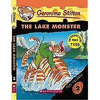 Geronimo Stilton - The Lake Monster