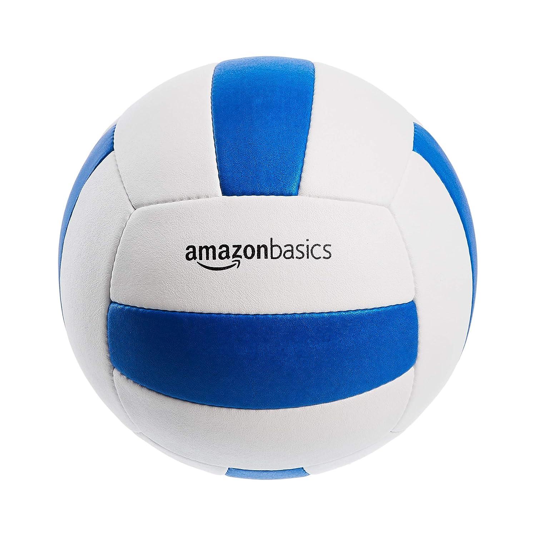 AmazonBasics - Balón de voleibol Tour de talla 5: Amazon.es ...