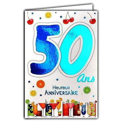 69-2034 - Tarjeta de cumpleaños para hombre, diseño de coche ...