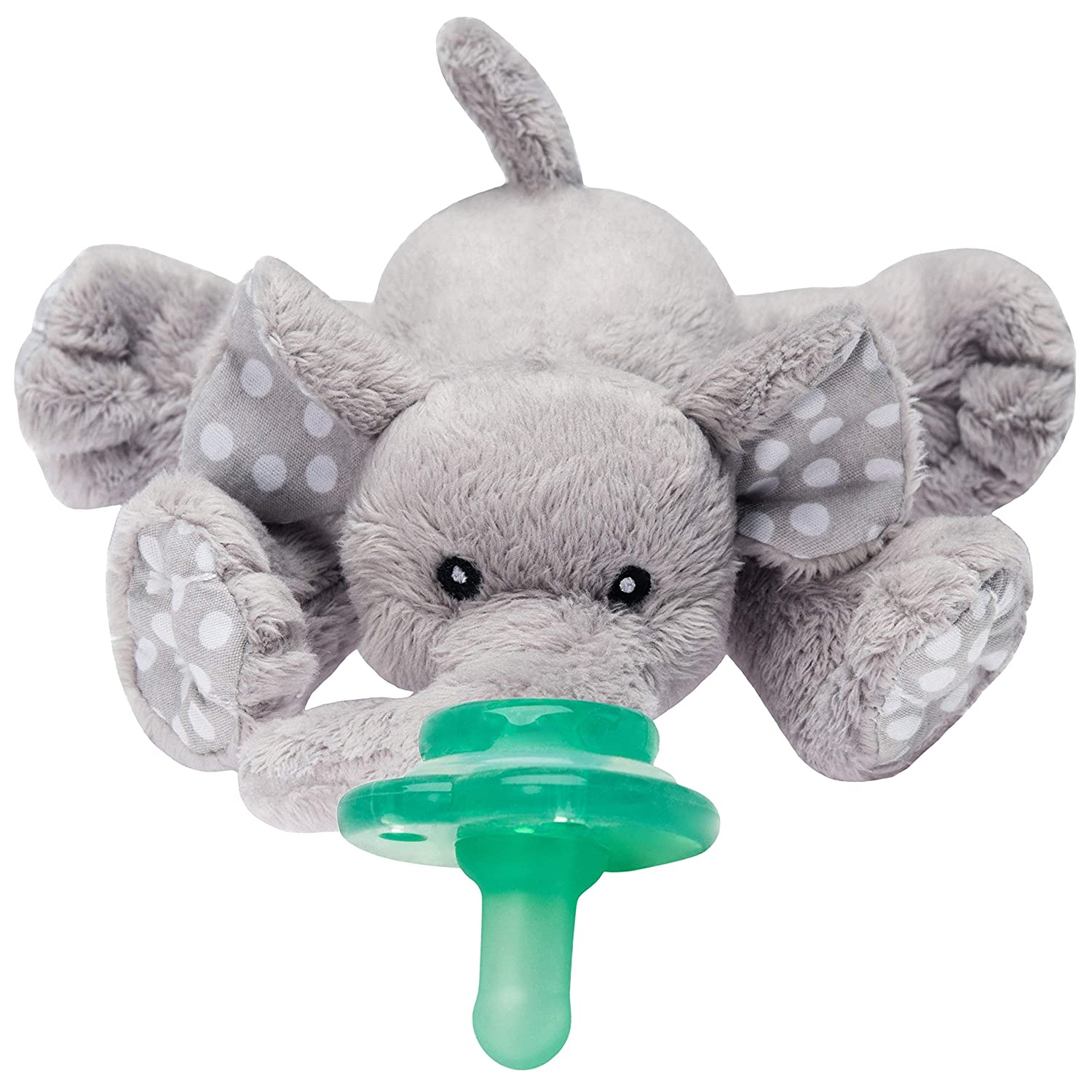 Amazon.com: nookums paci-plushies elefante Gift Set ...