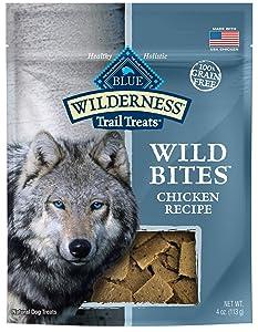 Wilderness Blue Buffalo Trail Dog Treats