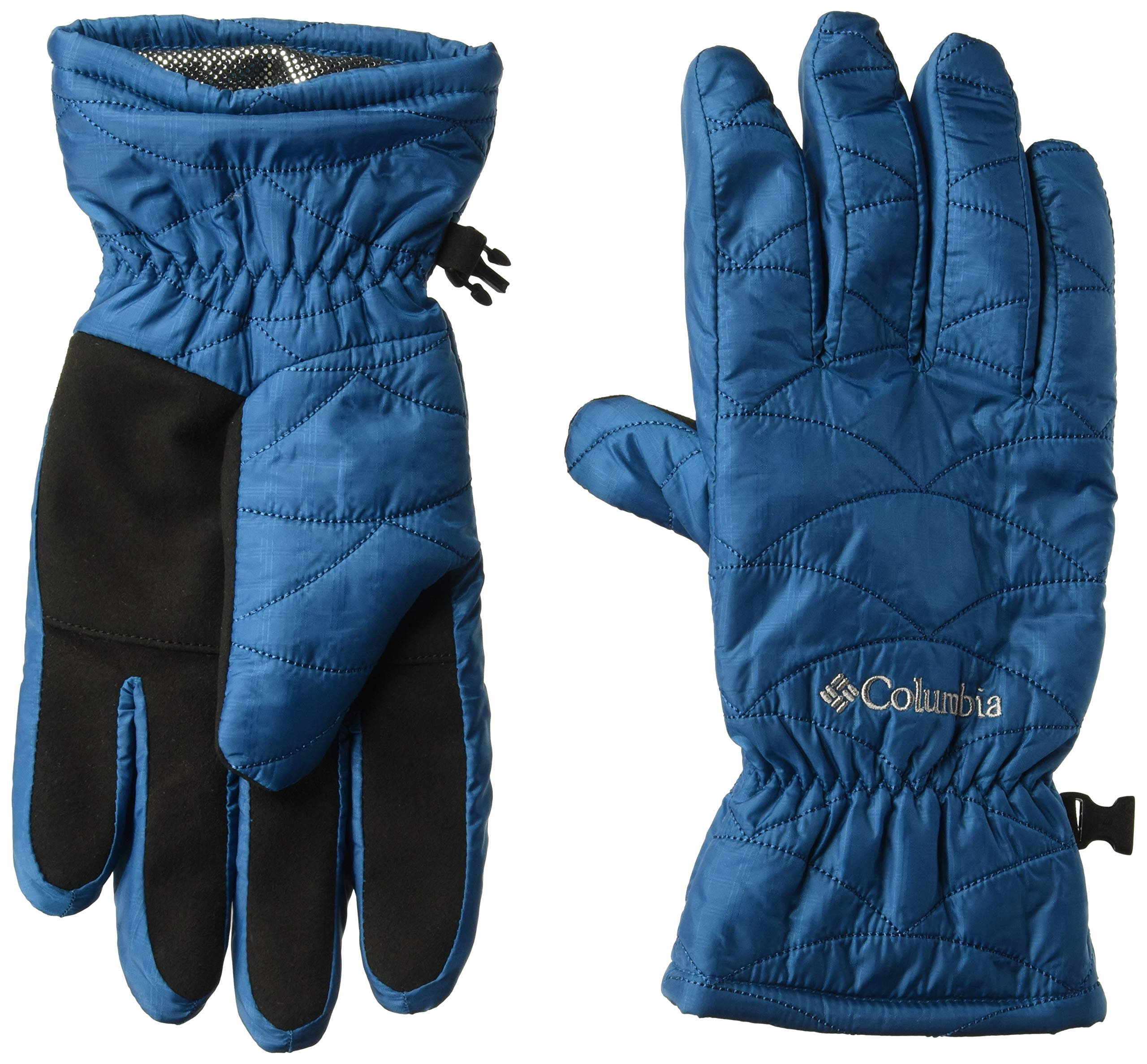 Columbia Women's Standard W Mighty Lite Glove, Lagoon, Large