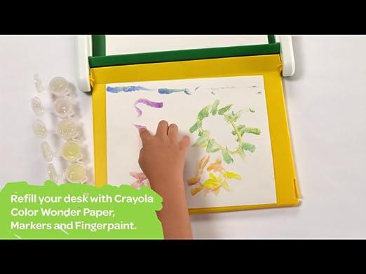 Crayola Color Wonder Mess Free Coloring Desk Usa 75 2290 Christmas