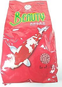 Aquarium Equipment Fish Food Beauty Health Koi Food Floating Type (Net WT 1 Kg)