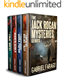 The Jack Rogan Mysteries Series: Books 1-4