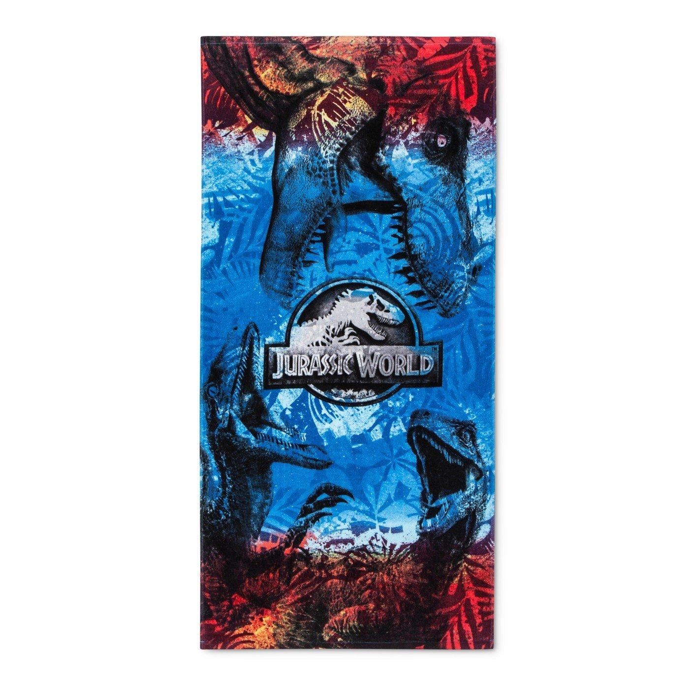 T-Rex Cotton Beach Towel