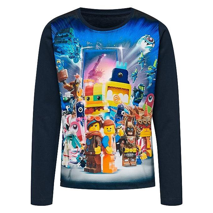 Lego Movie Maglietta Maniche Corta per Ragazzi