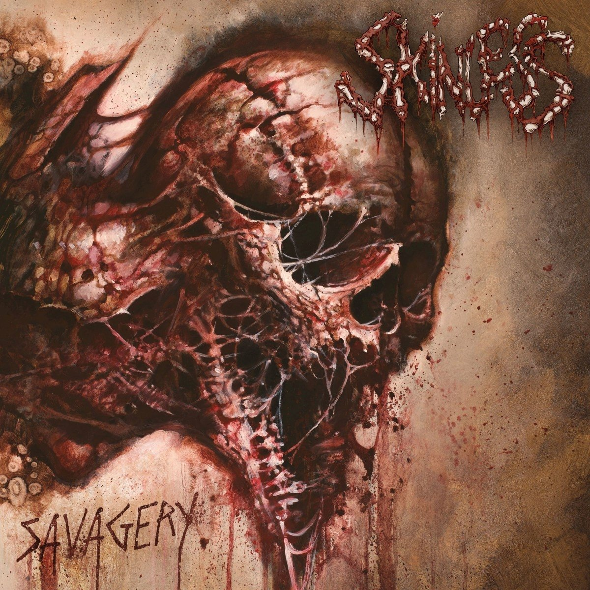 Vinilo : Skinless - Savagery (LP Vinyl)