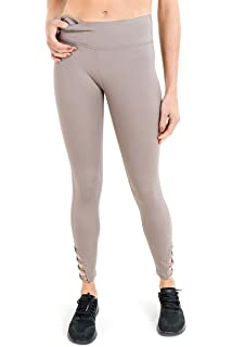 Mono B Womens Performance Activewear - Yoga Leggings with ...