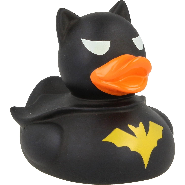 Segador Pato Tipo LiLaLu Pato de Goma Pato del ba/ño Flotante Pato Pato Recoger Corona superh/éroe Halloween